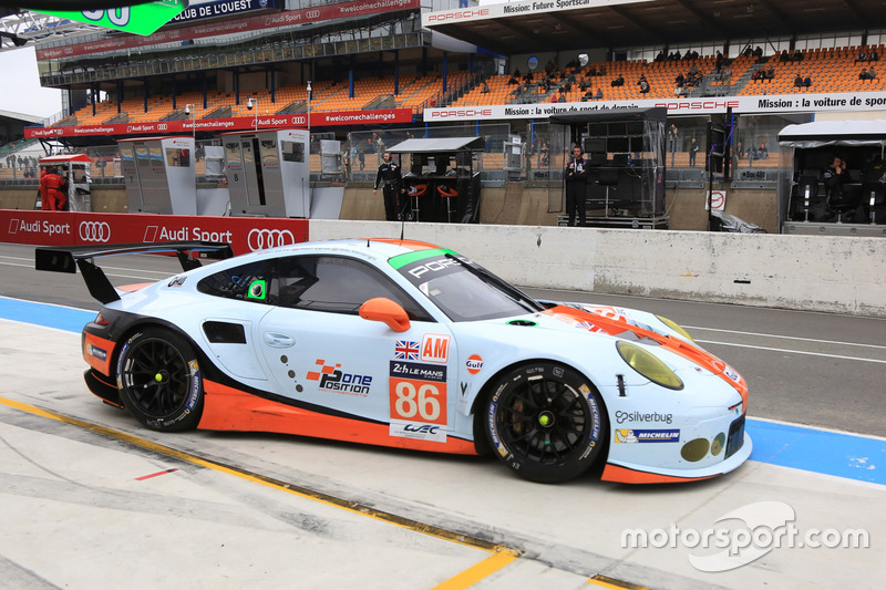 11. LMGTE-Am: #86Gulf Racing, Porsche 911 RSR