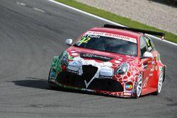 Petr Fulin, Mulsanne Racing, Alfa Romeo Giulietta TCR