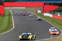 #18 Wessex Motorsport Lamborghini Gallardo Rex GT3: Craig Dolby, Tomas Enge