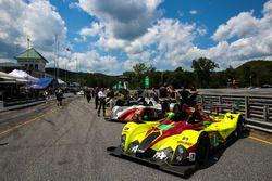 #7 Starworks Motorsports ORECA FLM09: Jose Gutierrez, Sean Rayhall