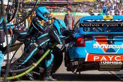 James Moffat, Garry Rogers Motorsport Volvo, pit action