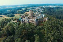Nürburg castle