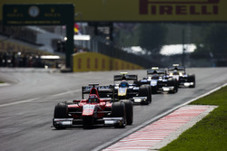 Nabil Jeffri, Arden International leads Nicholas Latifi, DAMS