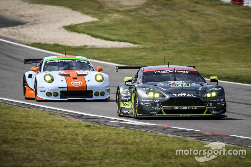 #95 Aston Martin Racing, Aston Martin Vantage GTE