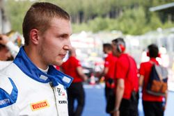 Polesitter Sergey Sirotkin, ART Grand Prix