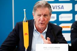 DHL persconferentie, Phil Couchmai - CEO DHL Europe
