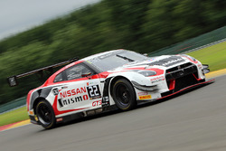 #22 Nissan GT Academy Team RJN Nissan GT-R Nismo GT3: Sean Walkinshaw, Ricardo Sanchez, Matthew Simm