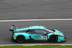 #29 Konrad Motorsport, Lamborghini Huracan GT3: Christopher Zöchling, Jules Gounon, Franz Konrad
