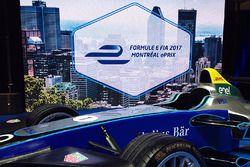 Fórmula E 2017 Montreal ePrix