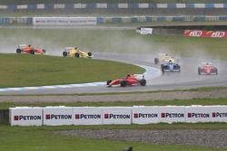 Rombongan peserta, Clark International Speedway, Filipina