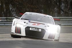 #15 Audi Sport Team Phoenix, Audi R8 LMS: Christopher Haase, Laurens Vanthoor