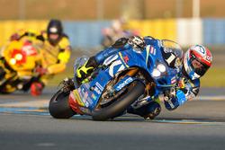 #1 Suzuki: Vincent Philippe, Anthony Delhalle, Etienne Masson