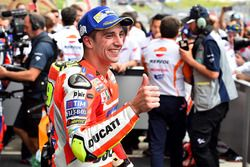 Tercer lugar, Andrea Iannone, Ducati Team