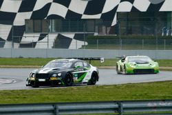 #7 Bentley Team ABT, Bentley Continental GT3: Christer Jöns, Daniel Abt