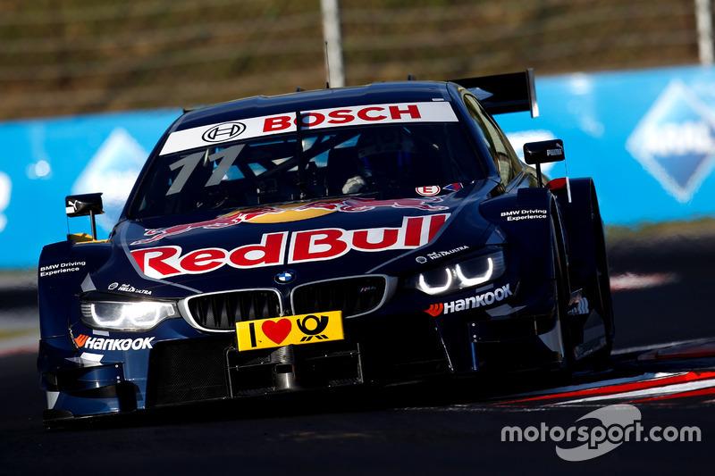 7. Marco Wittmann, BMW Team RMG, BMW M4 DTM