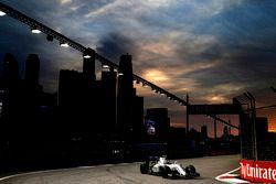Valtteri Bottas, Williams FW38, Mercedes