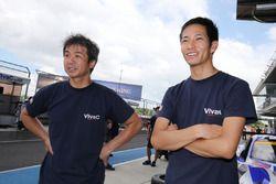 土屋武士と松井孝允(#25 VivaC 86 MC)