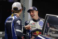 Anders Jæger, Jari-Matti Latvala, Volkswagen Motorsport