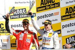 Podium: 3. #21 AMG - Team Zakspeed, Mercedes-AMG GT3: Nikolaj Rogivue, Nicolai Sylvest