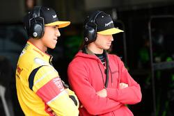 #30 Extreme Speed Motorsports Ligier JS P2 - Nissan: Antonio Giovinazzi, Giedo Van der Garde