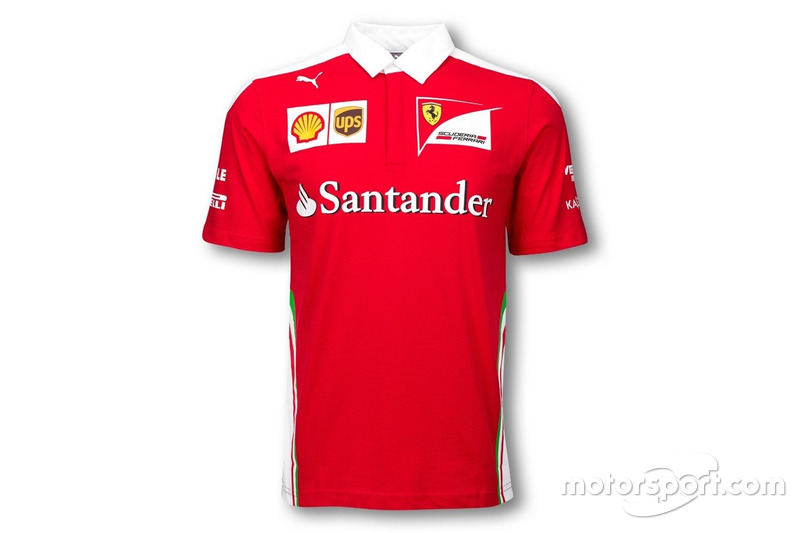 Polo Scuderia Ferrari 2016