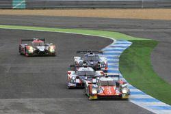 #46 Thiriet by TDS Racing, Oreca 05 - Nissan: Pierre Thiriet, Mathias Beche, Ryo Hirakama