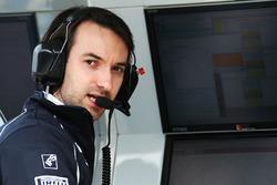Craig Gardiner, Sauber F1 Team, Renningenieur