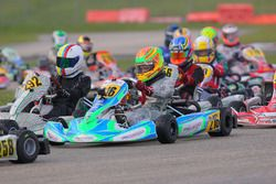 Ryan MacDermid in the new Rotax Junior championship leader