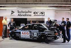 Alain Cudini, Snobeck-Mercedes