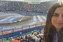 Kelly Piquet, ePrix di Città del Messico