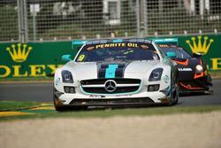 #9 Bondi Wholefoods Mercedes-Benz AMG SLS GT3: Ash Samadi