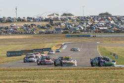 Gaston Mazzacane, Coiro Dole Racing Chevrolet, Mauricio Lambiris, Coiro Dole Racing Torino, Facundo
