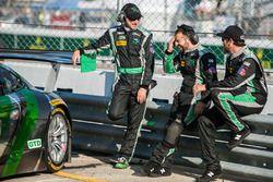 #540 Black Swan Racing Porsche GT3 R crew members