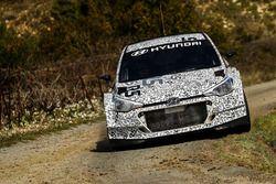 Test Hyundai i20 R5