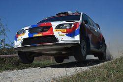 Luciano Cobbe, Fabio Turco, Ford Focus WRC