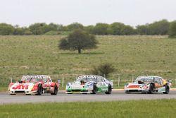 Mariano Werner, Werner Competicion Ford, Gaston Mazzacane, Coiro Dole Racing Chevrolet, Christian Ledesma, Las Toscas Racing Chevrolet
