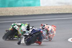 Cal Crutchlow, Team LCR Honda, Marc Marquez, Repsol Honda Team, Jorge Lorenzo, Yamaha Factory Racing