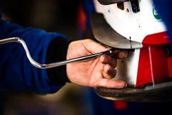 Techneut van Ford Chip Ganassi Racing Team UK Ford GT