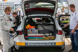Audi Intervention Car