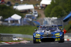 #101 Walkenhorst Motorsport powered by Dunlop, BMW M6 GT3: Matias Henkola, Kazunori Yamauchi