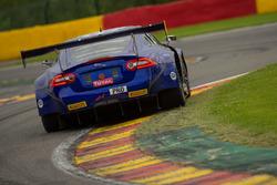 #114 Emil Frey Racing, Jaguar G3: Markus Palttala, Jonathan Hirschi, Christian Klien