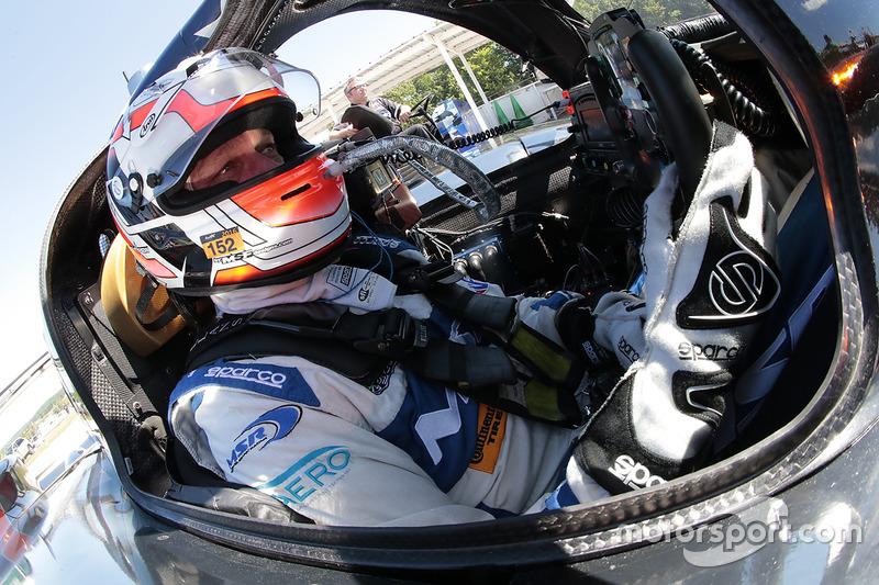 9. John Pew, Michael Shank Racing with Curb/Agajanian