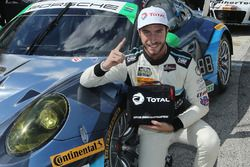 GTD Ganador de la pole Alex Riberas, Team Seattle/Alex Job Racing