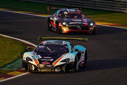 #59 Garage 59 McLaren 650 S GT3: Struan Moore, Alex Fontana, Andrew Watson