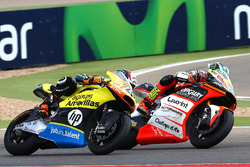 Lorenzo Baldassarri, Forward Racing, Alex Rins, Paginas Amarillas HP 40