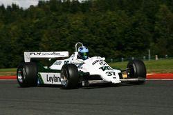 #37 Williams FW07C (1981): Christophe d'Ansembourg