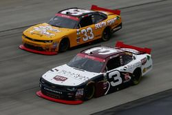 Ty Dillon, Richard Childress Racing Chevrolet, Brandon Jones, Richard Childress Racing Chevrolet