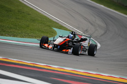 Harrison Newey, Van Amersfoort Racing Dallara F312, Mercedes-Benz