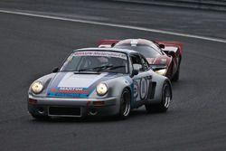 #11 Porsche 911 RSR (1974): Briones, Horn