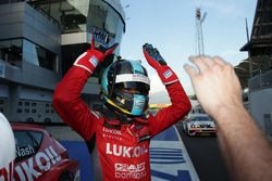 James Nash, Seat Leon, Craft-Bamboo LUKOIL